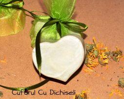 Sapun cu argile verde pentru ingrijirea tenului gras