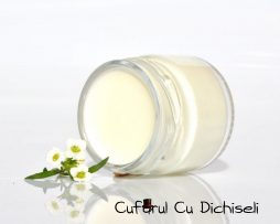 Crema antiacneica cu ulei de neem, exclusiv din ingrediente 100% naturale.