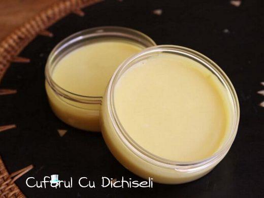 Crema anticelulitica naturala, exclusiv din ingrediente 100% naturale.