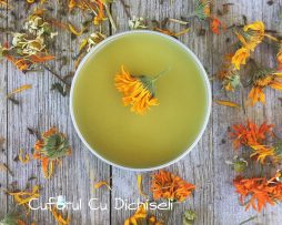 Crema pentru psoriazis din ingrediente naturale nutritive, hidratante si protectoare.