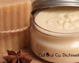 Crema naturala protectie solara, materie prima certificata Ecocert Franta.