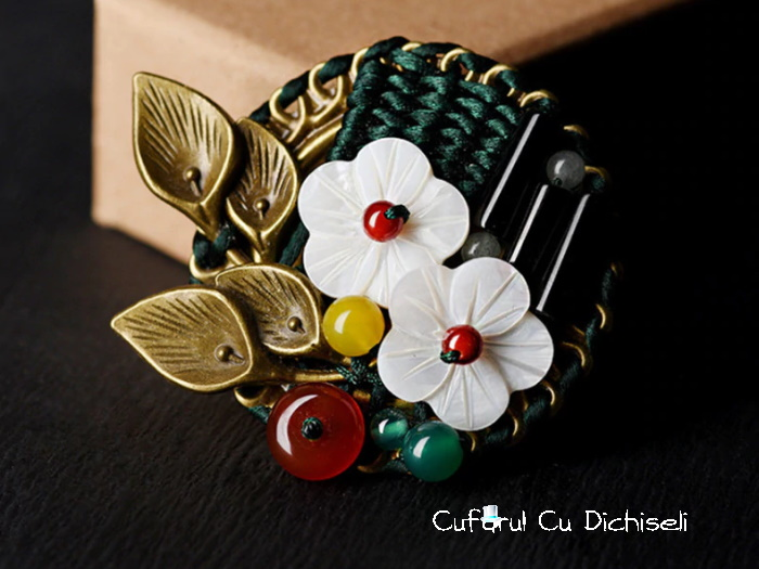 brose handmade cu perle