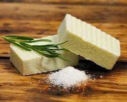 Sapun cu sare de himalaya, ingrediente 100% naturale