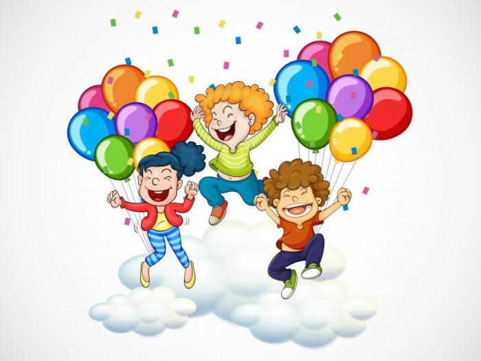 Cadouri de ziua copilului