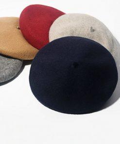 Basca dama, 90% lana, marime universala