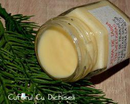 Crema de iarna ten mixt si gras, nutritiva, hidratanta si protectoare