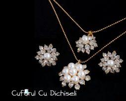 Seturi bijuterii pentru ocazii speciale.