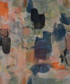 Eșarfe din bumbac colorate