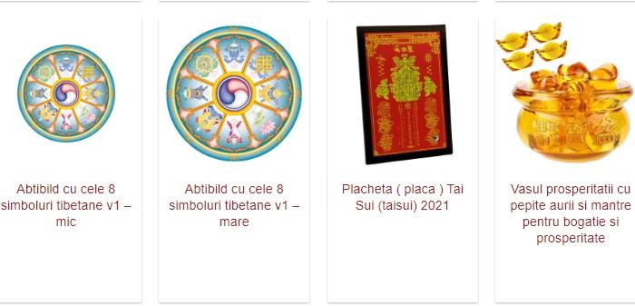 amuletă norocoasă