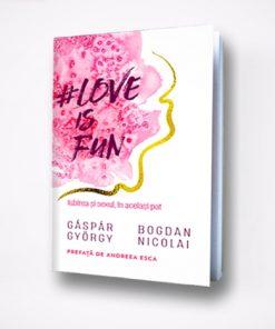 """""""Love is fun"""" - Gáspár György, Bogdan Nicolai"""