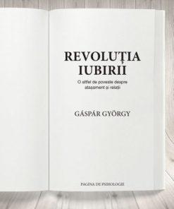 """Revoluția iubirii"" - Gáspár György"