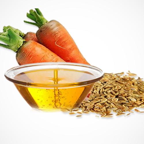 ulei de morcov