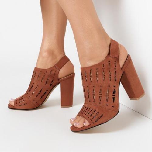 sandale de vară maro