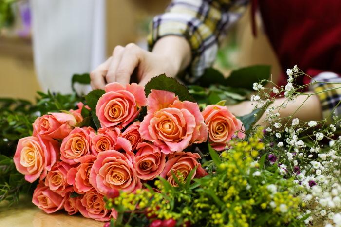flori pentru soție